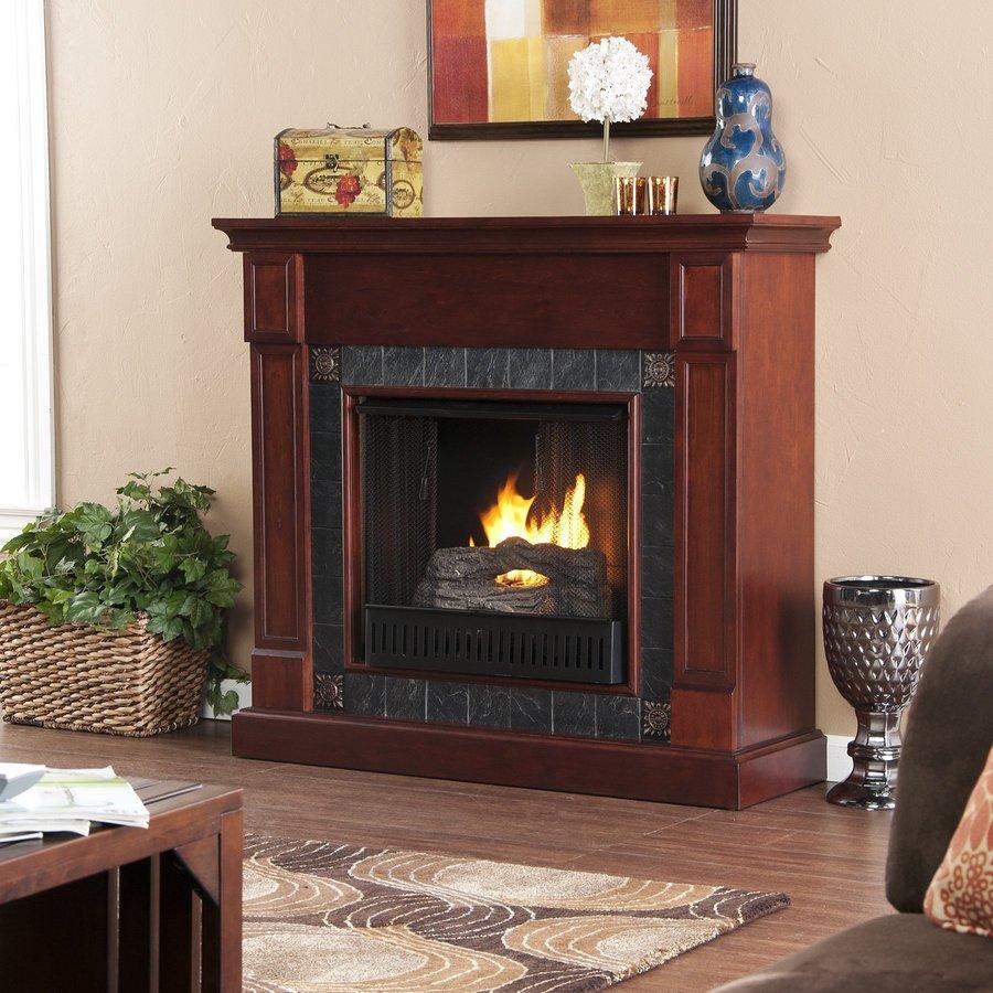 Boston Loft Furnishings 13.5-in Gel Fuel Fireplace