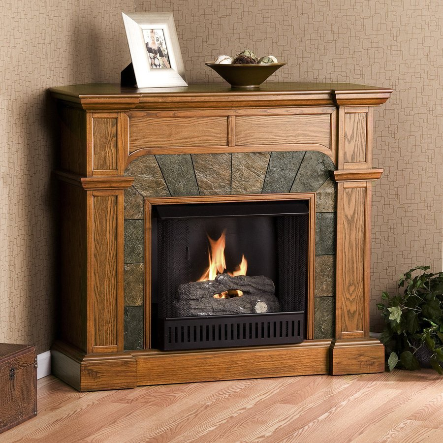 Boston Loft Furnishings 15.5-in Gel Fuel Fireplace