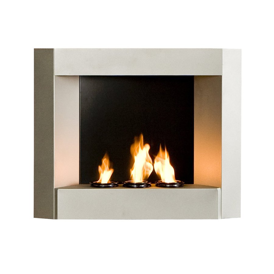 Boston Loft Furnishings 29.5-in Gel Fuel Fireplace