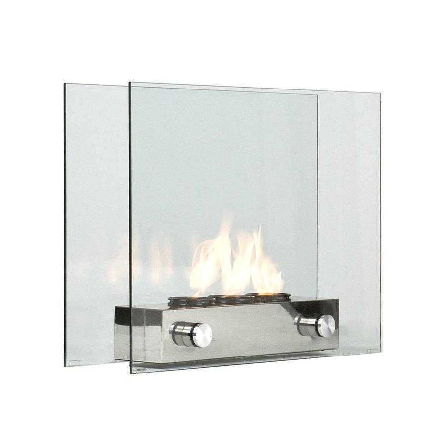 Boston Loft Furnishings 9.25-in Gel Fuel Fireplace