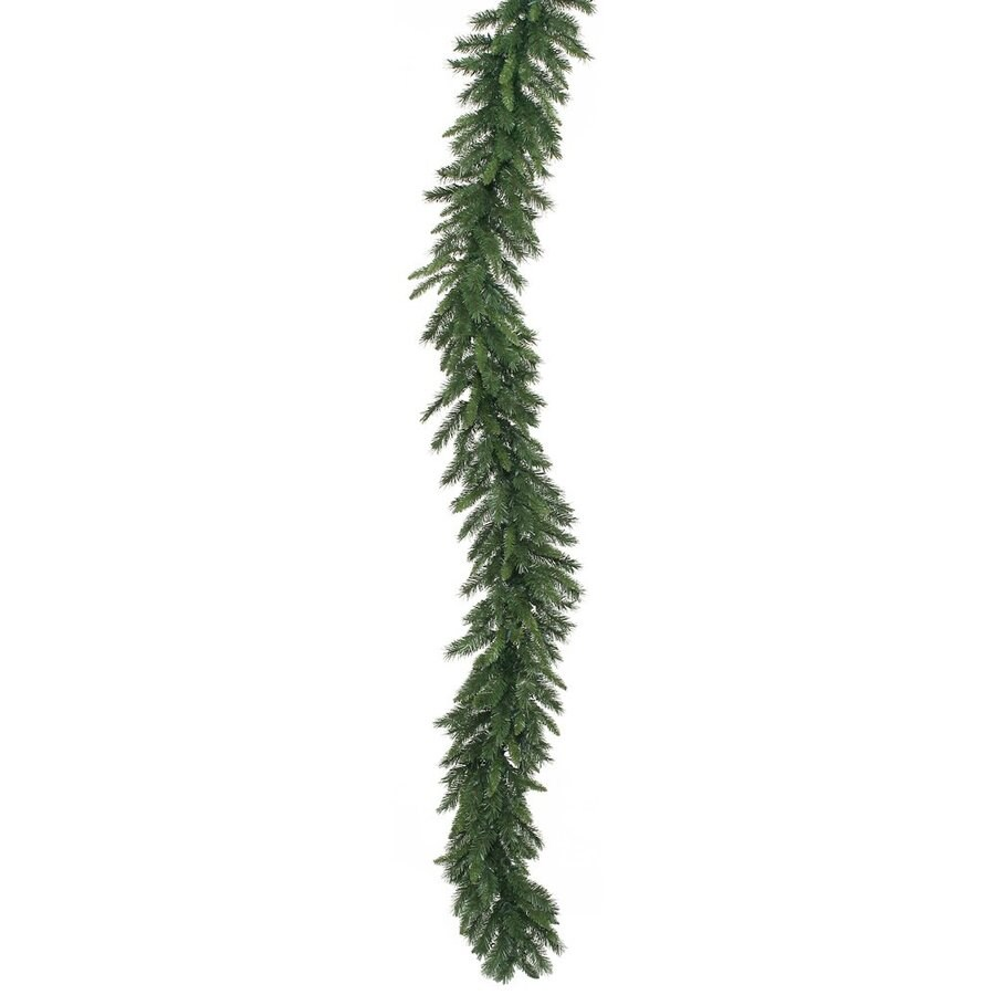 Vickerman 14-in x 9-ft Pine Artificial Christmas Garland