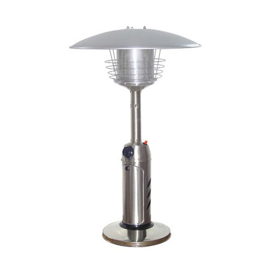 AZ  Patio 40,000-BTU Stainless Steel Stainless Steel Liquid Propane Patio Heater