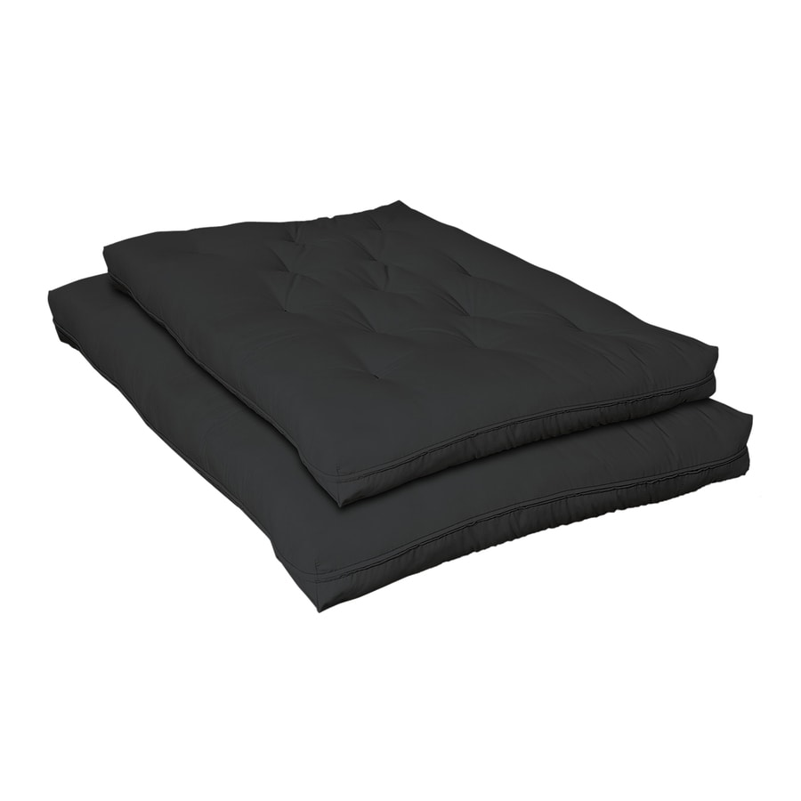 Coaster Fine Furniture Black Full Futon Mattress