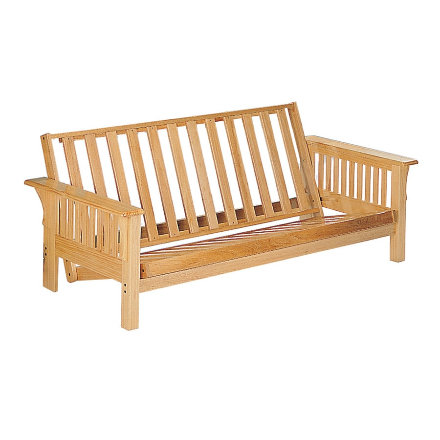 Shop coaster fine furniture natural futon at for Fine furniture