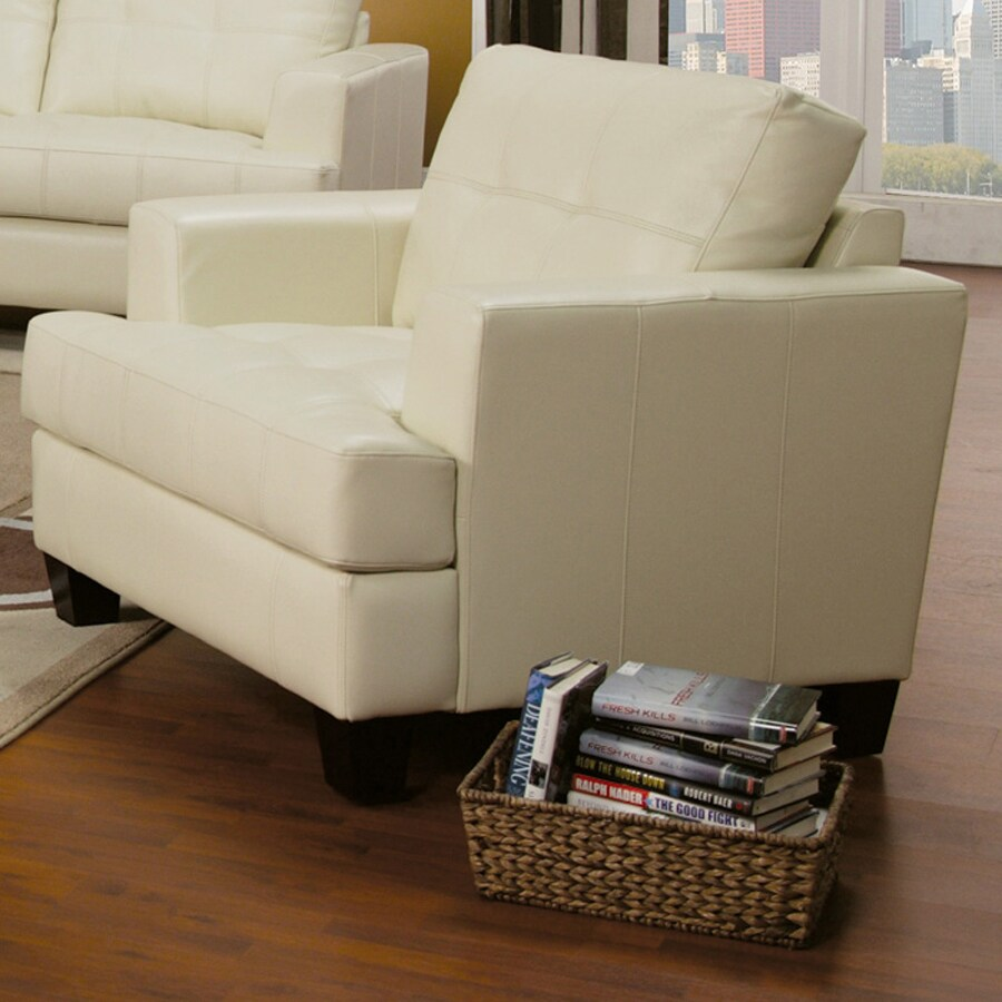 Coaster Fine Furniture Samuel Cream Accent Chair