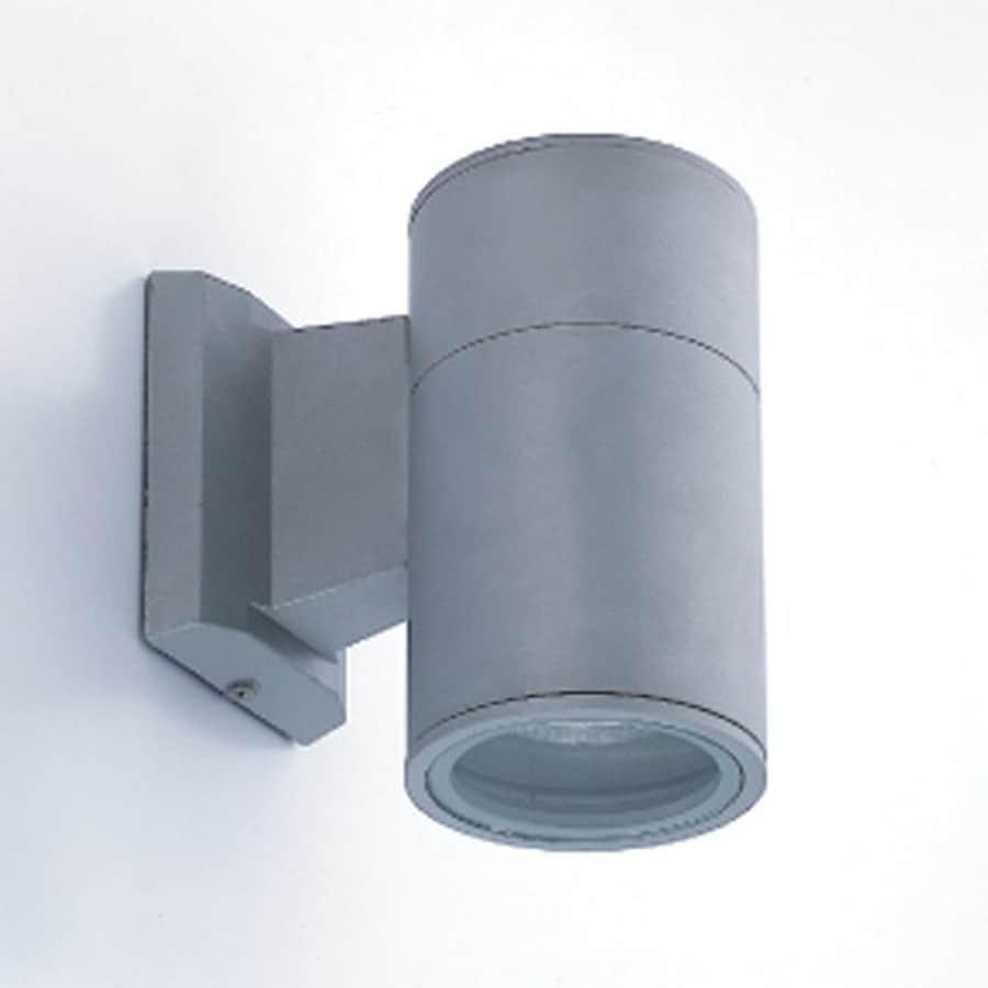 Eurofase 6.88-in H Grey Outdoor Wall Light