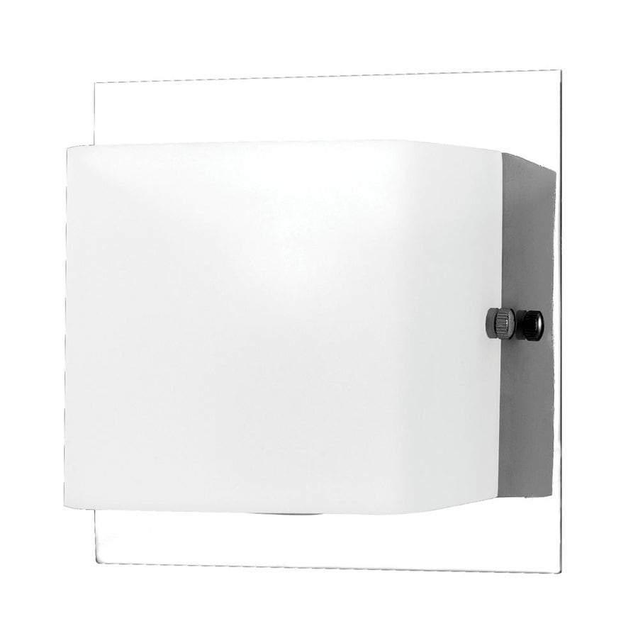Eurofase Talo 5.13-in W 1-Light Chrome Arm Wall Sconce