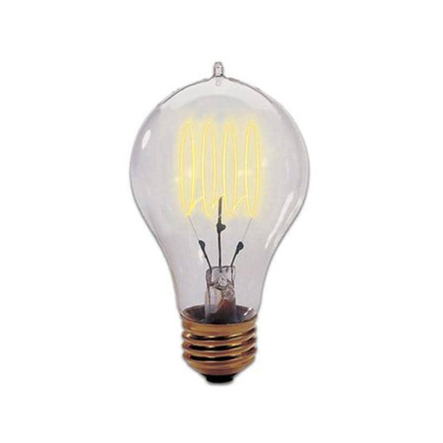 Cascadia Lighting 6-Pack 40-Watt Medium Base (E-26) Outdoor Decorative Incandescent Light Bulbs