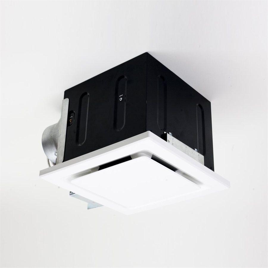 Aero Pure LLC 0.7-Sone 110-CFM White Bathroom Fan ENERGY STAR