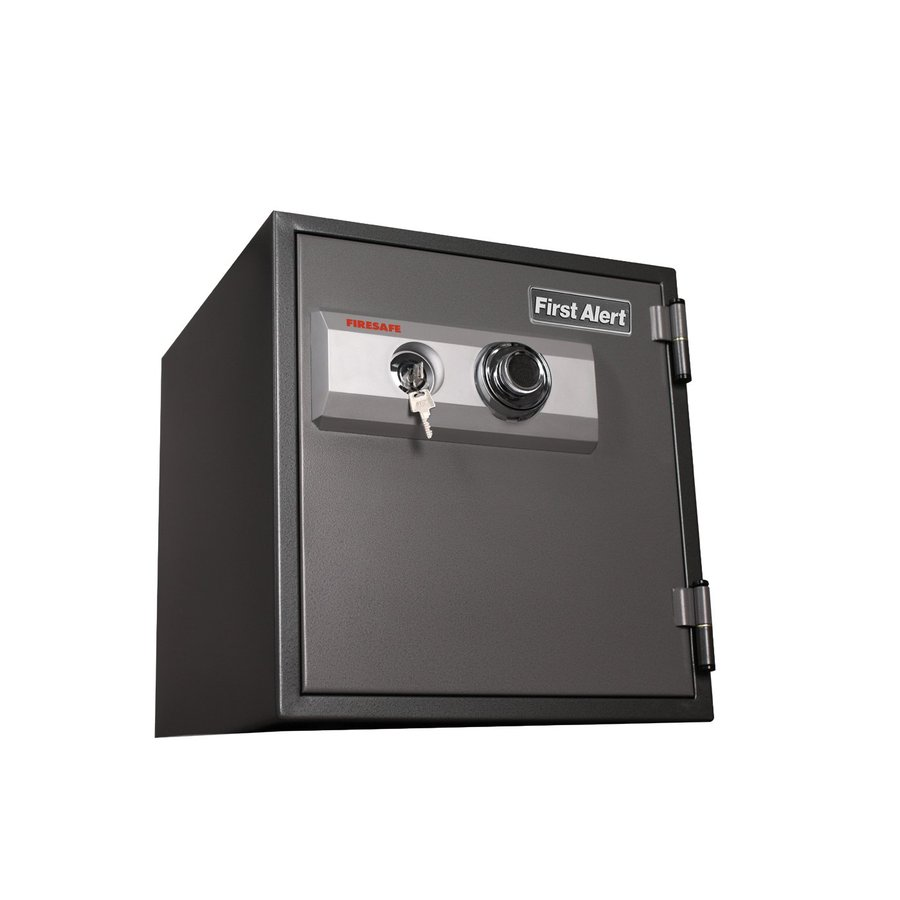 First Alert 1.2-cu ft Combination Lock Commercial/Residential Wall Safe
