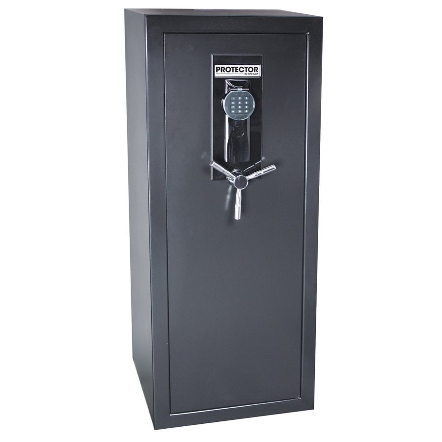 First Alert 18-Gun Electronic/Keypad Fire Resistant Gun Safe