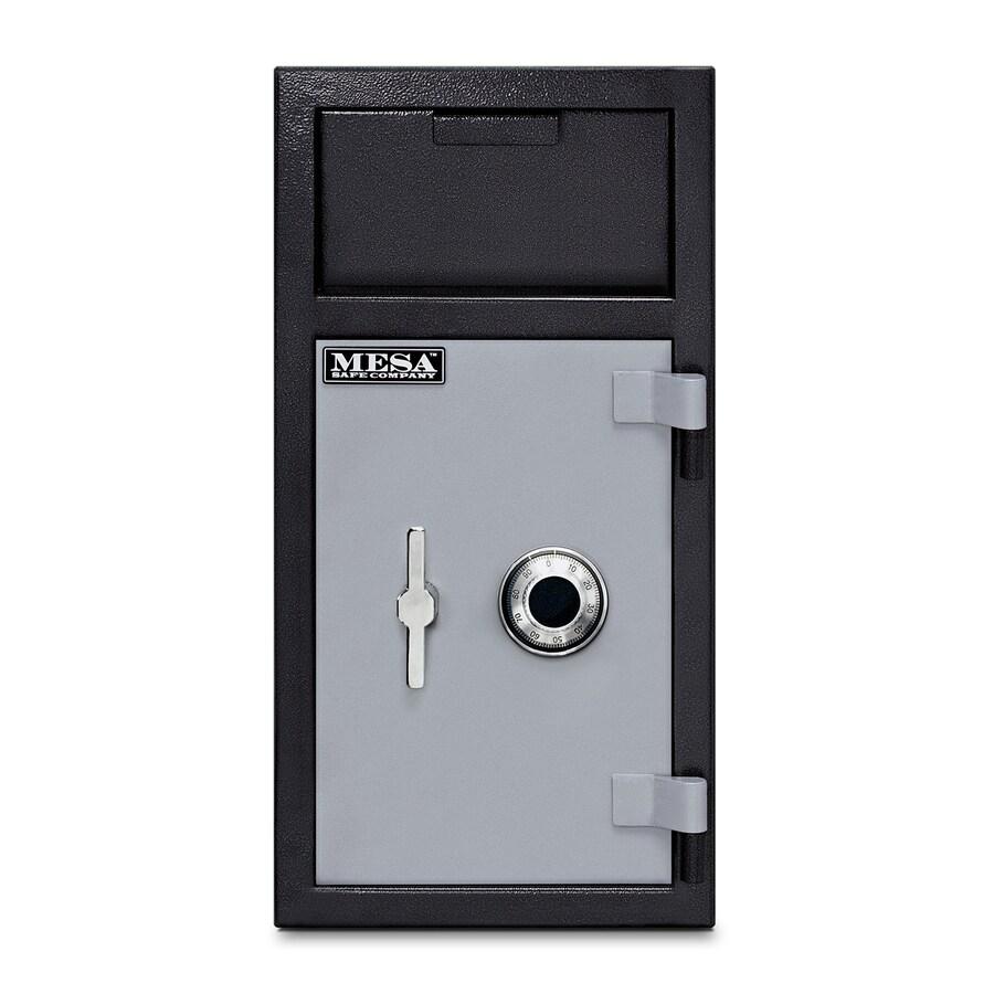Mesa Safe Company MFL 1.4-cu ft Combination Lock Drop Box Safe