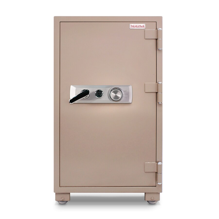 shop mesa safe company 3 6 cu ft combination lock