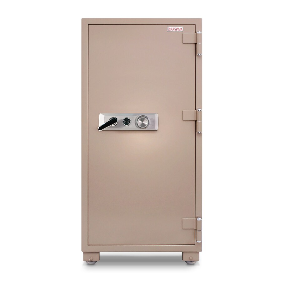 Mesa Safe Company 12.2-cu ft Combination Lock Commercial/Residential Floor Safe