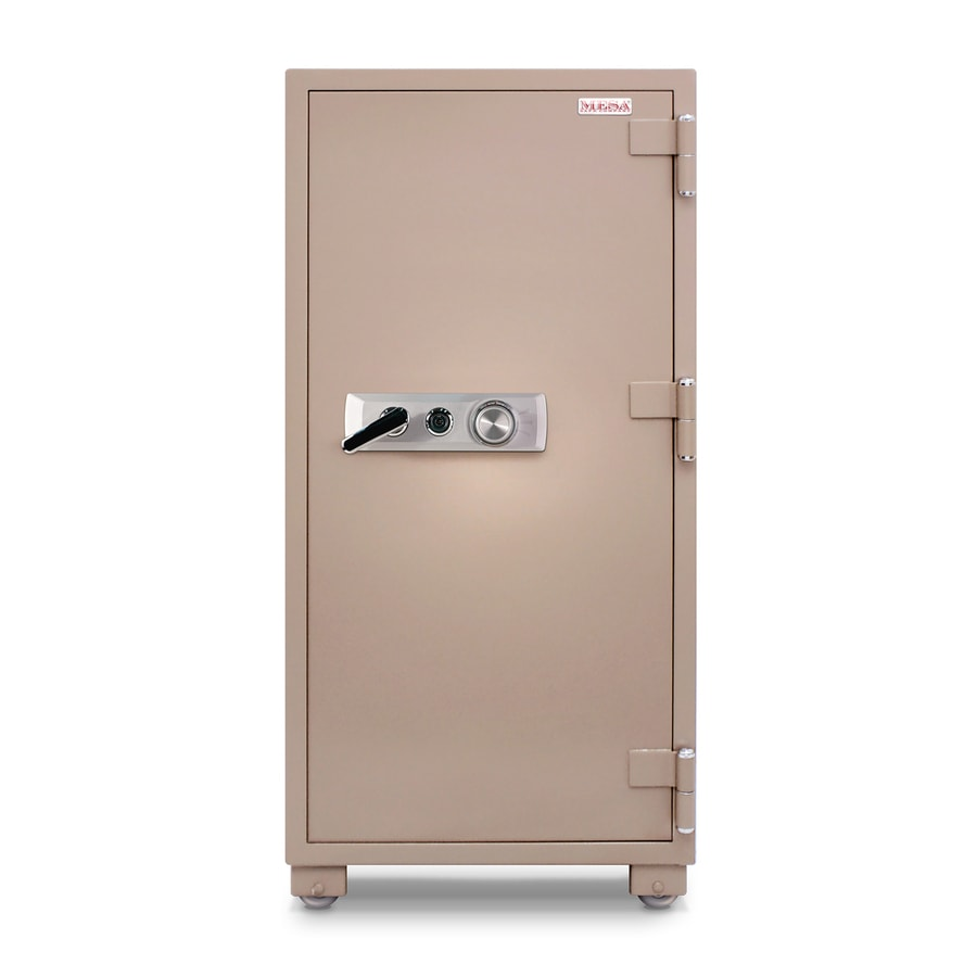Mesa Safe Company 13.3-cu ft Combination Lock Commercial/Residential Floor Safe