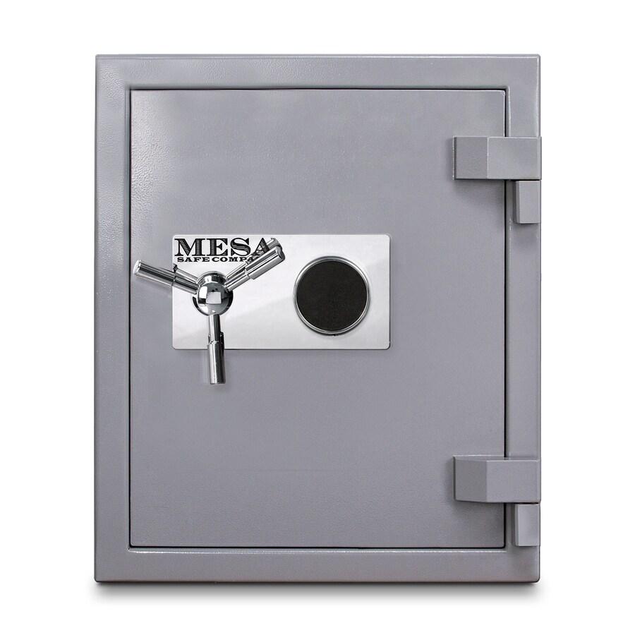 Mesa Safe Company MSC 3-cu ft Electronic/Keypad Commercial/Residential Floor Safe