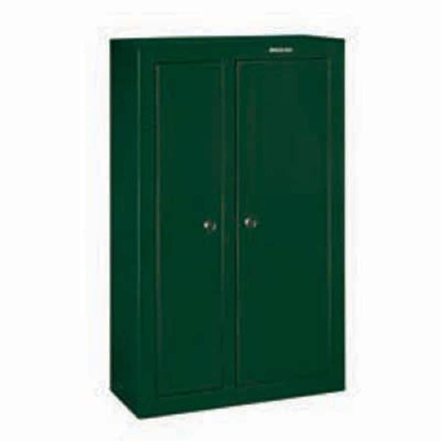 Shop Stack On 10 Gun Keyed Gun Safe At Lowes Com