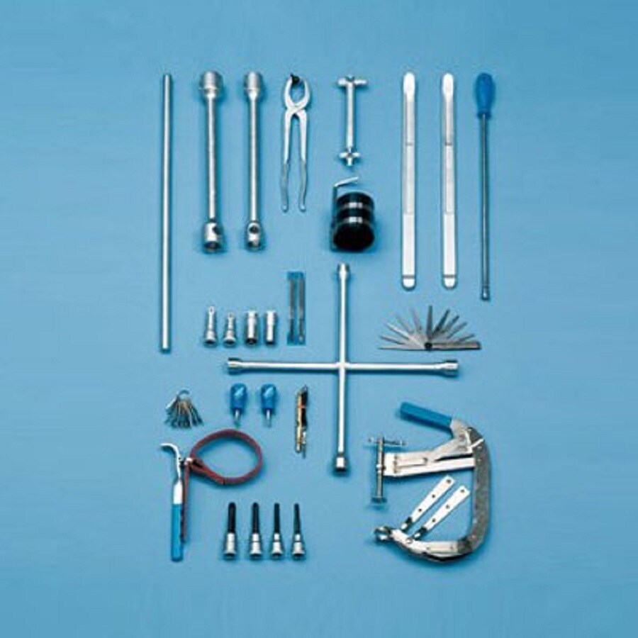 Gedore 34-Piece Automotive Tool Set