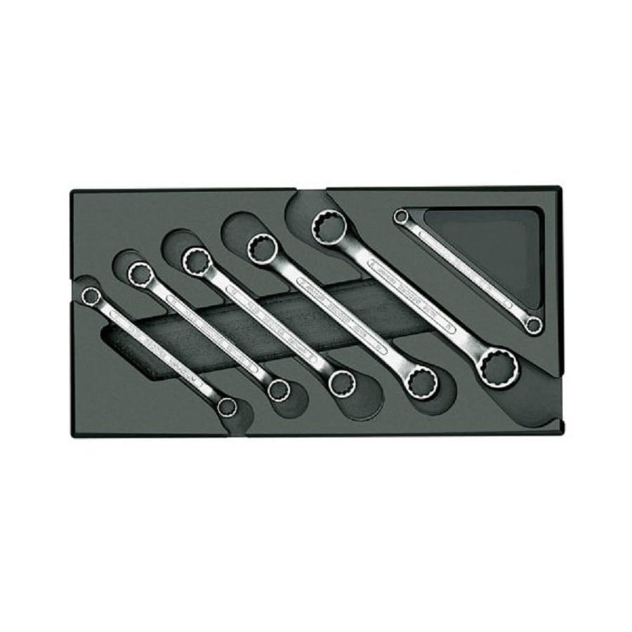 Gedore 6-Piece Standard Metric Wrench Set