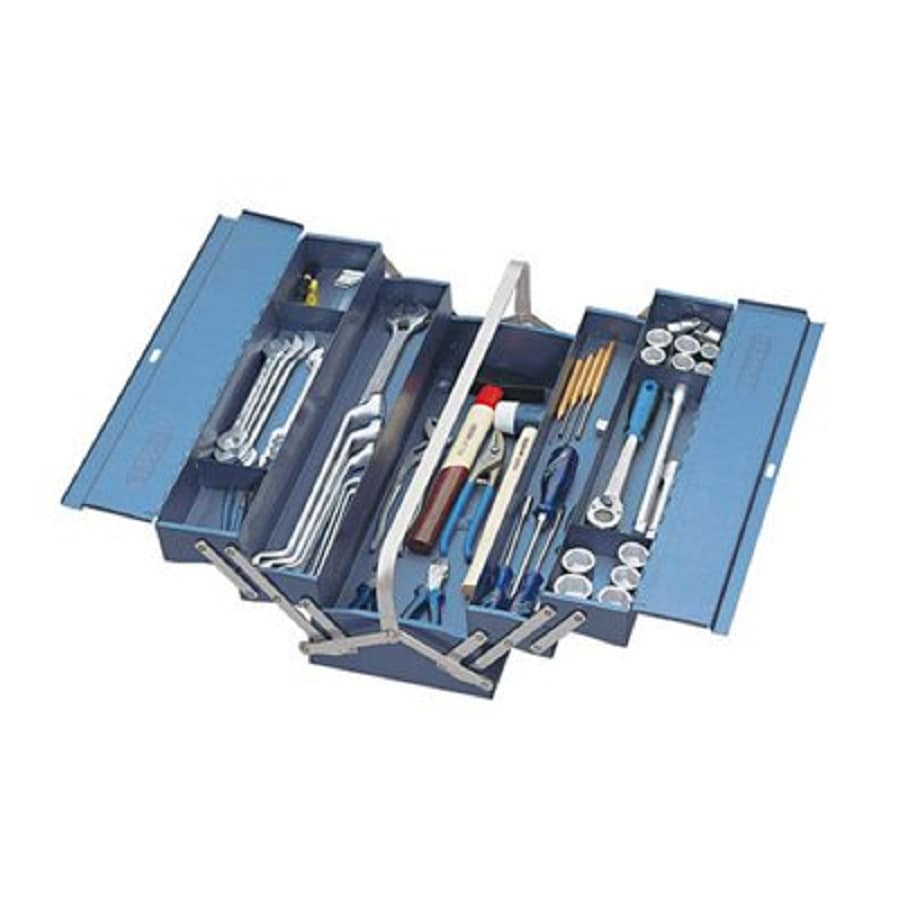 Gedore 69-Piece Household Tool Set with Hard Case