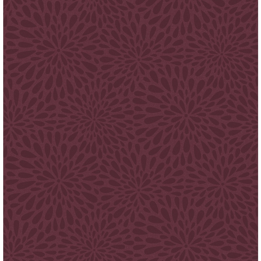 Brewster Wallcovering Berry Strippable Non-Woven Paper Unpasted Classic Wallpaper