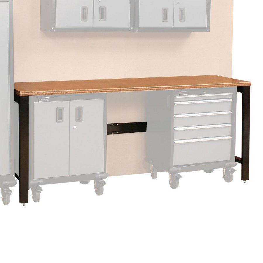 International Tool Storage 84-in W x 36.5-in H Work Bench