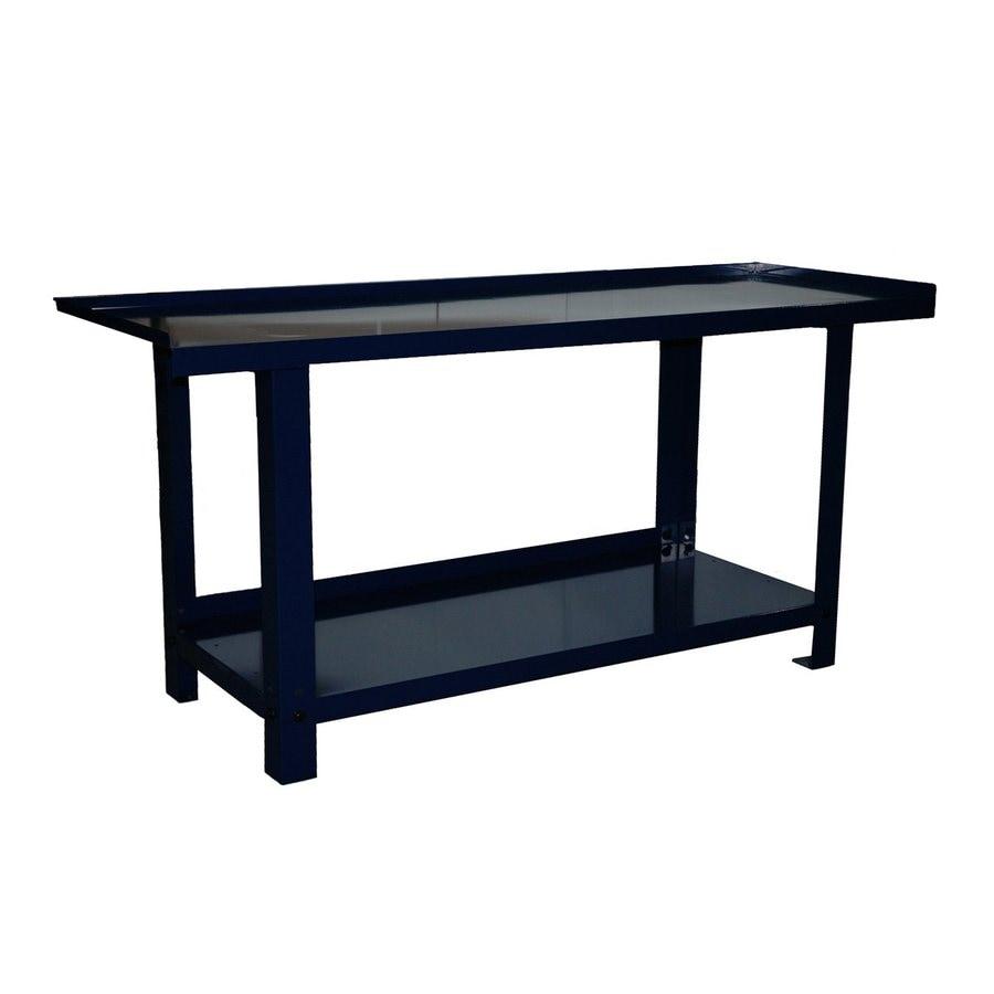 International Tool Storage 71.75-in W x 34.875-in H Steel Work Bench