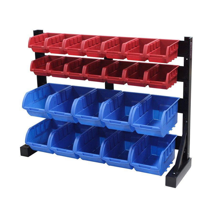 International Tool Storage 25-Pack 33.9-in W x 25.1-in H x 9.3-in D Tool Storage Bins