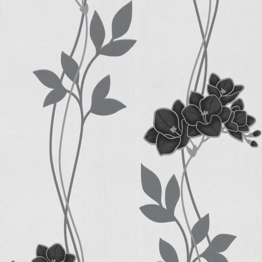 Superfresco Easy Black Strippable Non-Woven Paper Unpasted Textured Wallpaper