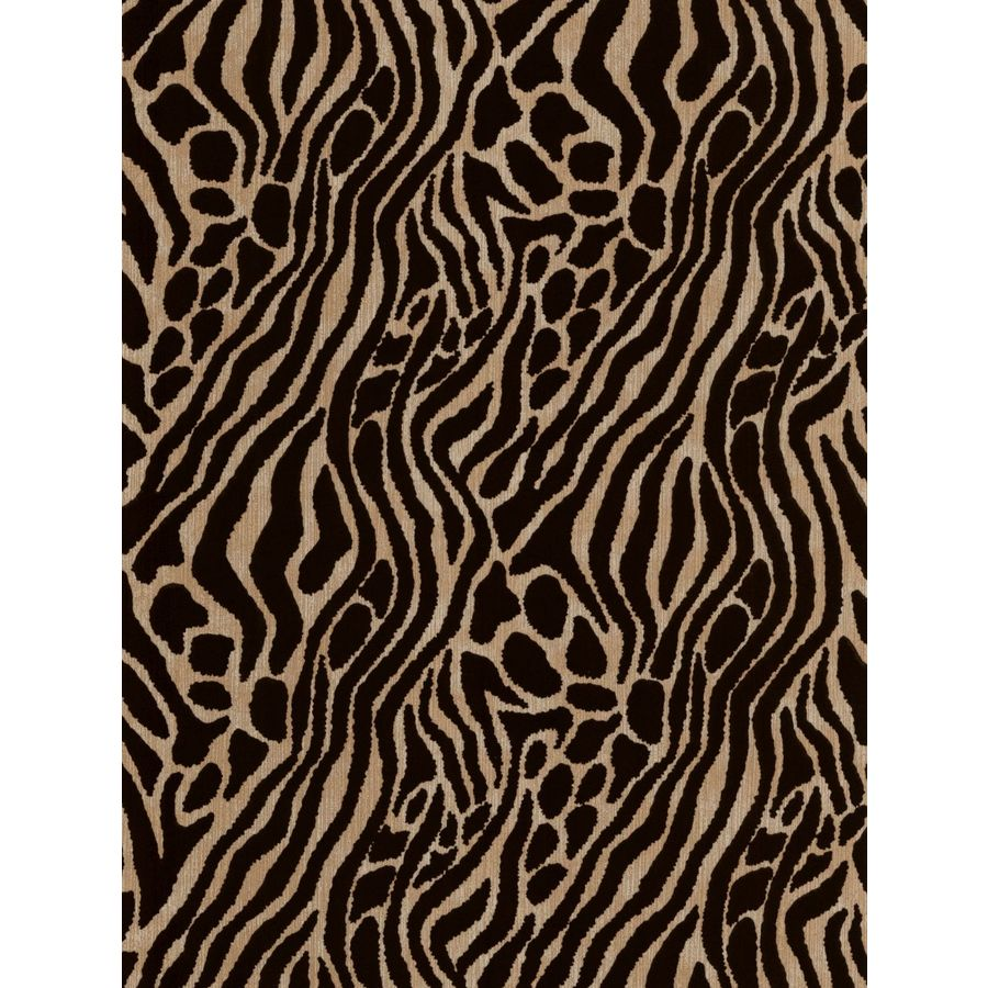 Graham & Brown Chocolate Strippable Non-Woven Paper Unpasted Textured Wallpaper