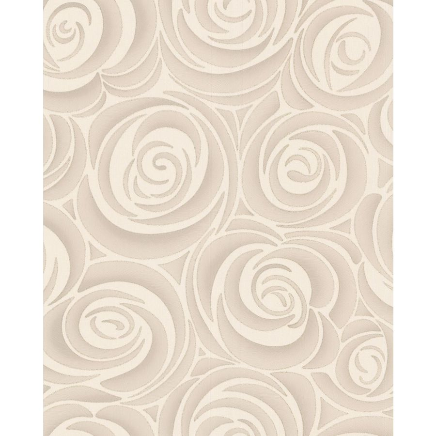 Graham & Brown Cream Peelable Paper Unpasted Textured Wallpaper