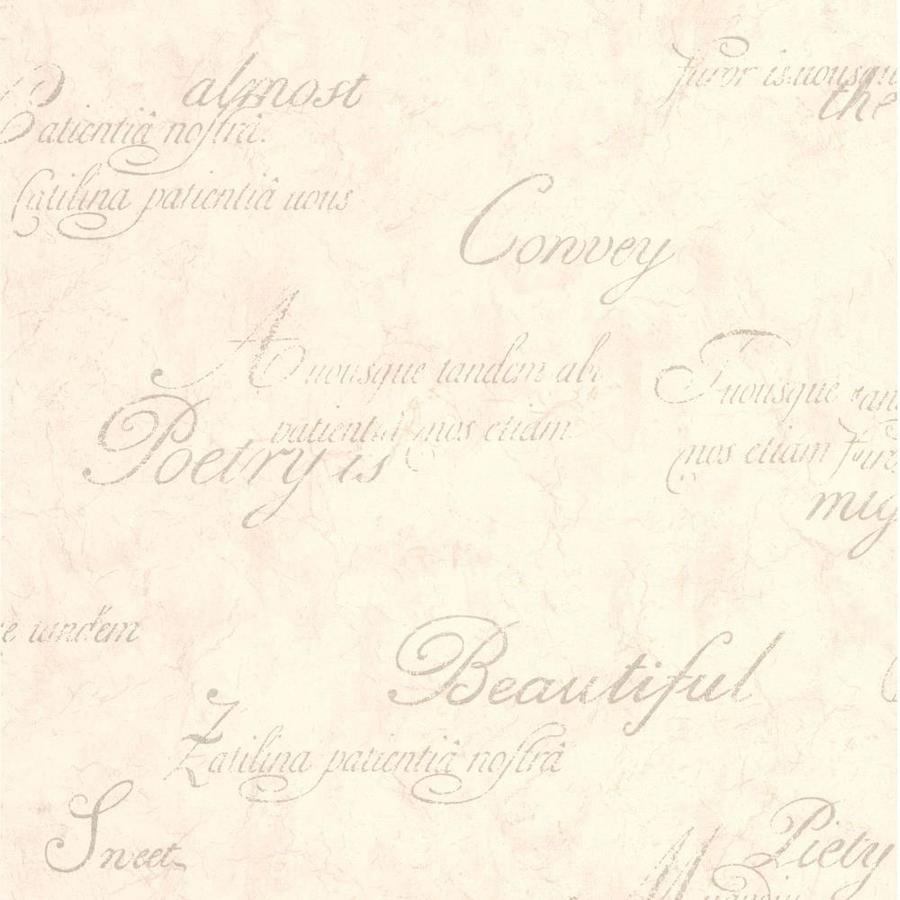 Graham & Brown Ivory Strippable Non-Woven Paper Unpasted Textured Wallpaper
