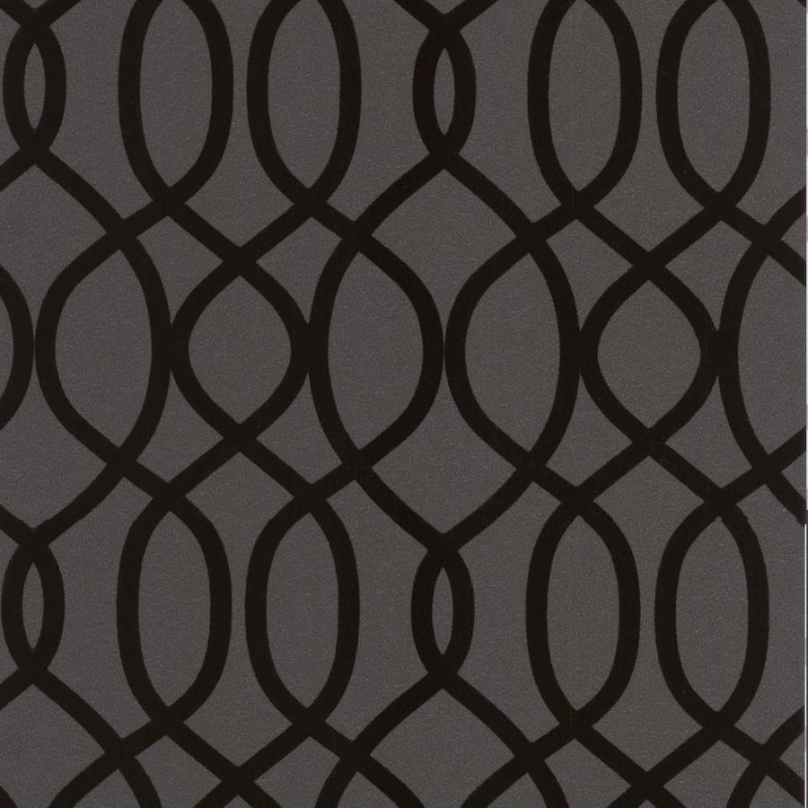 Graham & Brown Noir Strippable Non-Woven Paper Unpasted Textured Wallpaper