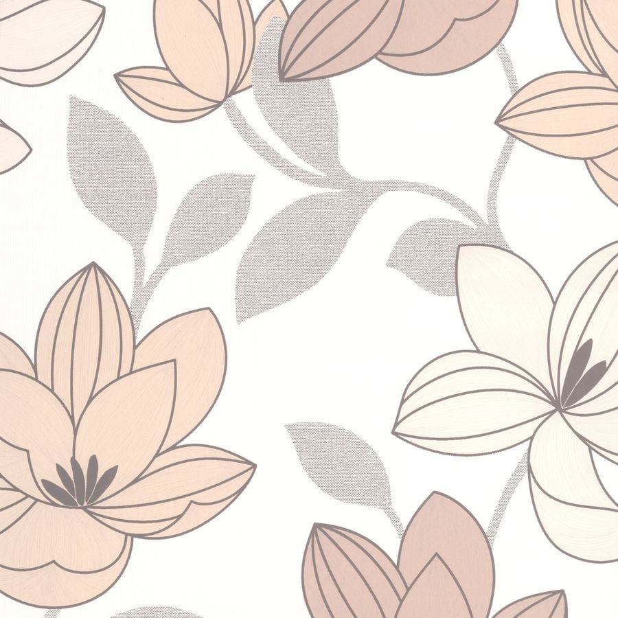 Superfresco Brown Peelable Paper Unpasted Textured Wallpaper