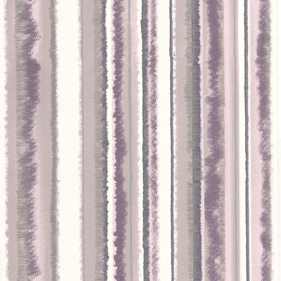Superfresco Purple Peelable Paper Unpasted Textured Wallpaper