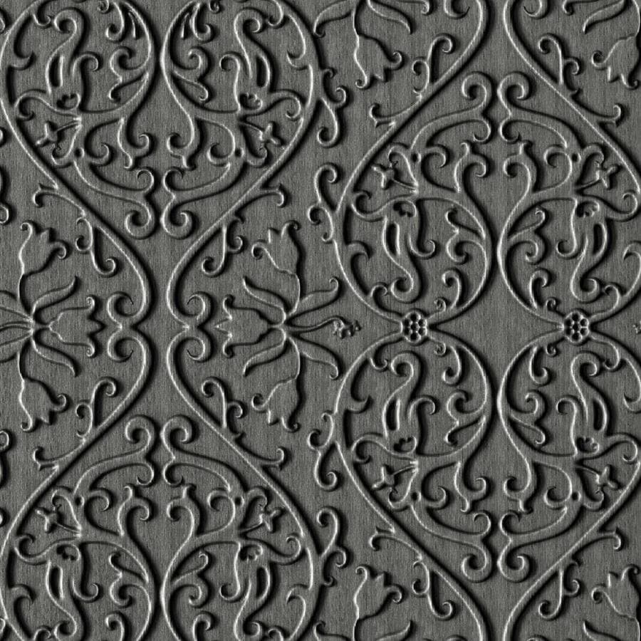 Graham & Brown Black Strippable Non-Woven Paper Unpasted Classic Wallpaper