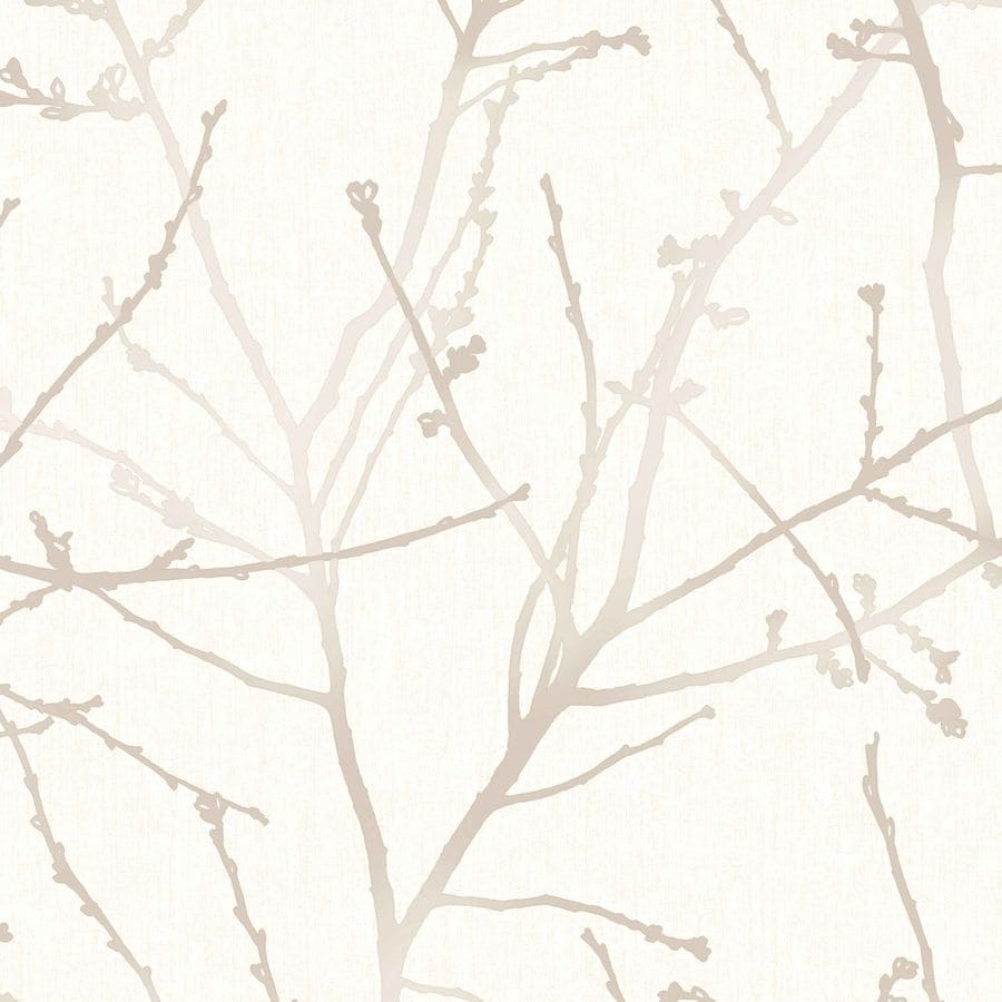Graham & Brown Stone/Cream Strippable Non-Woven Paper Unpasted Textured Wallpaper