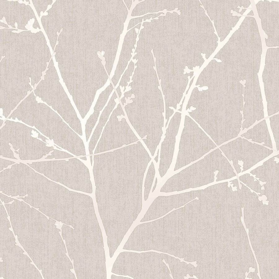 Graham & Brown Mushroom Strippable Non-Woven Paper Unpasted Textured Wallpaper