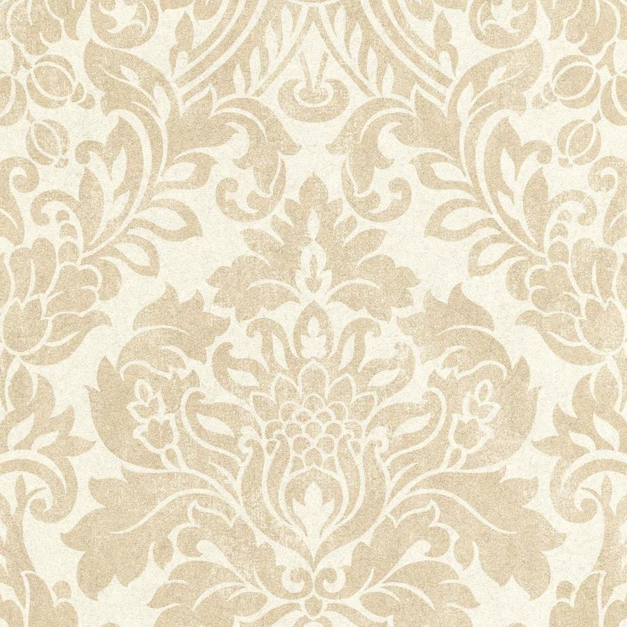 Graham & Brown Oyster Strippable Non-Woven Paper Unpasted Textured Wallpaper