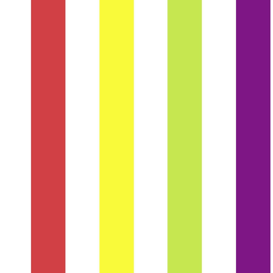 Graham & Brown Multicolor Bright Strippable Non-Woven Paper Unpasted Classic Wallpaper