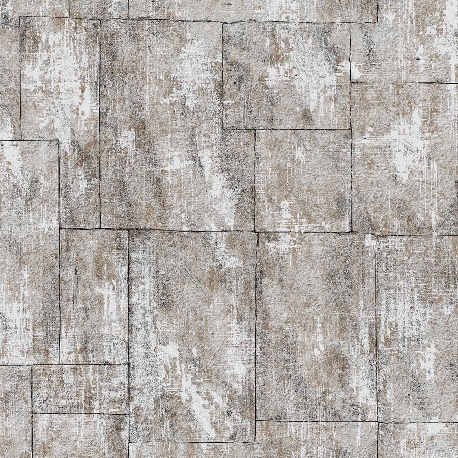 Graham & Brown Stone Peelable Vinyl Unpasted Textured Wallpaper