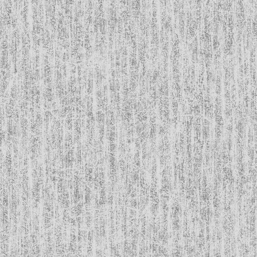 Graham & Brown Silver Peelable Vinyl Unpasted Textured Wallpaper