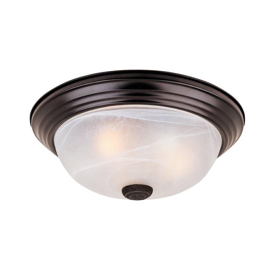 fountain lunar w oil rubbed bronze ceiling flush mount light. Black Bedroom Furniture Sets. Home Design Ideas