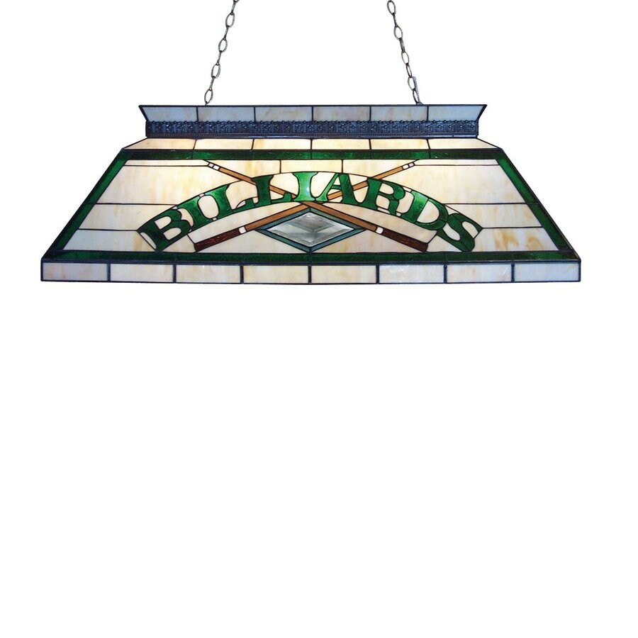 Shop Z-Lite Players Antique Brass Pool Table Lighting At