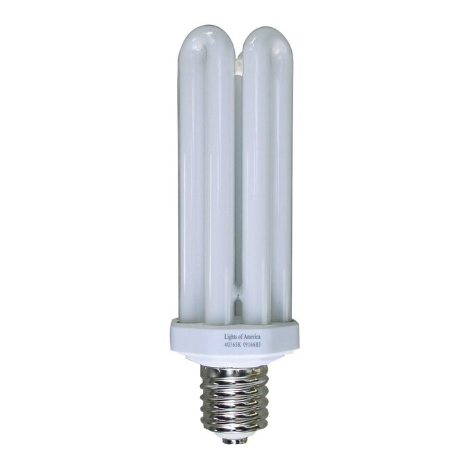 Lights of America Daylight CFL Light Fixture Light Bulb at ...