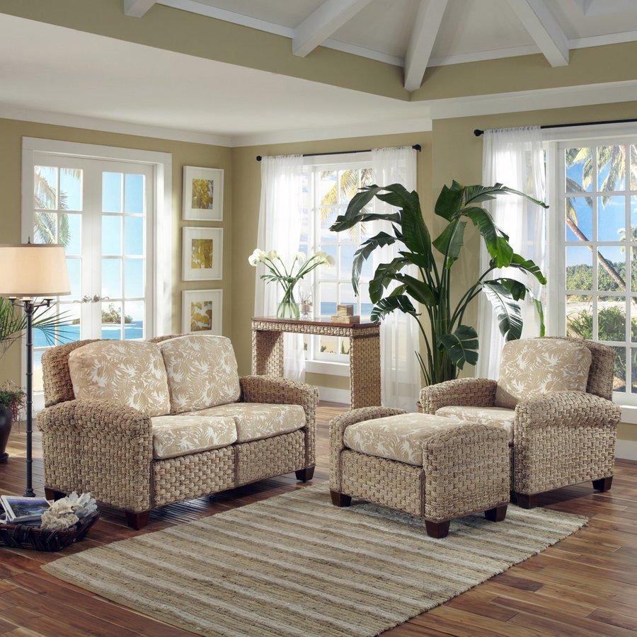 Home Styles Cabana Banana II Honey Seating Set