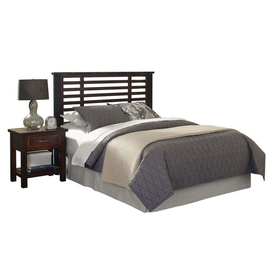 Home Styles Cabin Creek Chestnut King Bedroom Set