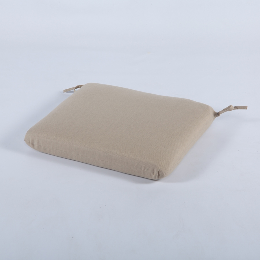 Casual Cushion Spectrum Sand Solid Cushion For Universal