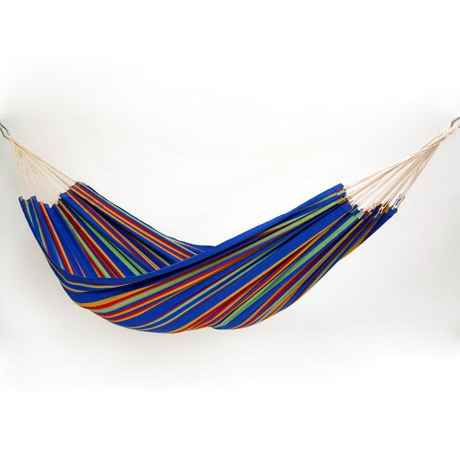 Byer of Maine Amazonas Barbados Bluesky Fabric Hammock