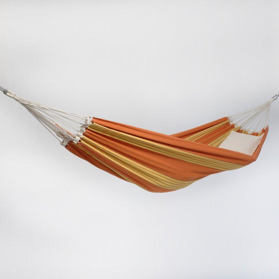 Byer of Maine Amazonas Paradiso Orange Fabric Hammock